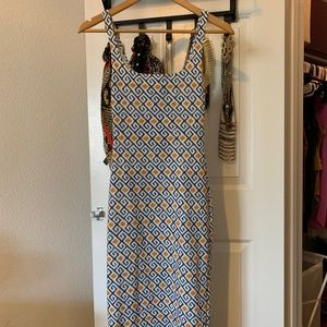 NWT Tafaluc by Zara Grecian Dress